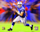 Andrew Luck Motion Blast Photo