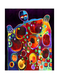 Man Showing Collection Giclee Print by Susse Volander