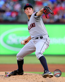 Trevor Bauer 2014 Action Photo