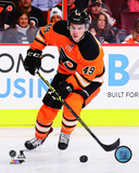 Scott Laughton 2014-15 Action Photo