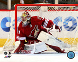Mike Smith 2014-15 Action Photo
