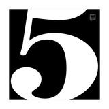 5 Giclee Print