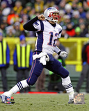 Tom Brady 2014 Action Photo