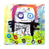 Play with Me Giclee Print by Poul Pava
