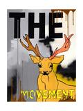The Movement Prints by Rikke Bek