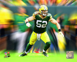 Clay Matthews Motion Blast Photo