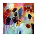 Animal Abstract 4 Giclee Print by Susse Volander