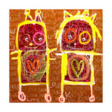 Marry Me Giclee Print by Poul Pava
