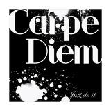 Carpe Diem Giclee Print