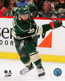 Matthew Dumba 2014-15 Action Photo