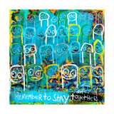 Remember to Stay Together Giclee Print by Poul Pava