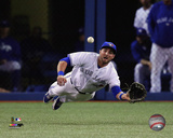 Kevin Pillar 2014 Action Photo