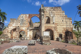 Ruinas Del Hospital San Nicolas De Bari Photographic Print by Jane Sweeney
