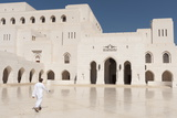 Royal Opera House, Muscat, Oman, Middle East Photographic Print by Sergio Pitamitz