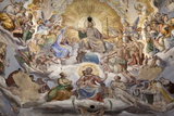 Dome Fresco of the Last Judgement Photographic Print by Stuart Black