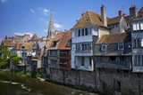 Argenton-Sur-Creuse, Indre, Centre, France, Europe Photographic Print by Rob Cousins