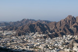 Muscat, Oman, Middle East Photographic Print by Sergio Pitamitz