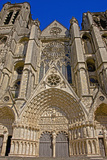 Cathedral Saint Etienne Photographic Print by Guy Thouvenin