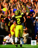 Charles Woodson University of Michigan Wolverines 1998 Action Photo