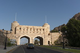 Muscat Gate, Muscat, Oman, Middle East Photographic Print by Sergio Pitamitz