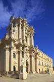 Duomo, Ortygia, Syracuse, Sicily, Italy, Europe Photographic Print by Neil Farrin