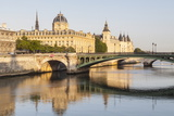 Huissiers-Audienciers Du Tribunal De Commerce De La Seine and the Conciergerie Photographic Print by Julian Elliott
