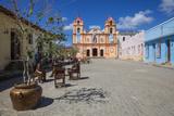 Iglesia De Nuestra Senora Del Carmen Fotografiskt tryck av Jane Sweeney