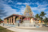 Sri Siva Subramaniya Hindu Temple, Nadi, Viti Levu, Fiji, Pacific Reprodukcja zdjęcia autor Michael Runkel