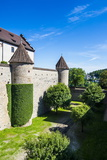 Fortress Marienberg, Wurzburg, Franconia, Bavaria, Germany, Europe Photographic Print by Michael Runkel