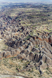 Aerial View of the Bungle Bungle, Purnululu National Parkkimberley, Western Australia Photographic Print by Michael Nolan