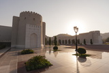 Sultan Qaboos Palace, Muscat, Oman, Middle East Photographic Print by Sergio Pitamitz