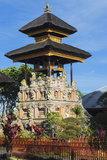 Pura Ulun Danu Batur Temple, Bali, Indonesia, Southeast Asia, Asia Reprodukcja zdjęcia autor G &