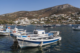 Kini, Syros, Cyclades, Greek Islands, Greece, Europe Stampa fotografica di Rolf Richardson