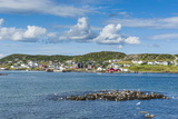 Marguerite Bay in St. Anthony, Newfoundland, Canada, North America Photographic Print by Michael Runkel