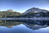 Lake Helen and Mount Lassen Photographic Print by Richard Maschmeyer