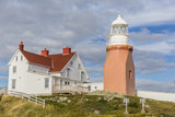 Long Point Lighthouse on Crow Head Photographic Print by Michael Nolan