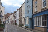 Main Street Through the Fishing Village of Staithes Photographic Print by James Emmerson