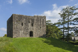 The 13th Century Lydford Castle, Built as a Prison, Devon, England, United Kingdom, Europe Photographic Print by James Emmerson
