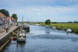 Little Water Channel in Ribe Photographic Print by Michael Runkel