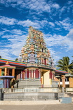 Sri Siva Subramaniya Hindu Temple, Nadi, Viti Levu, Fiji, Pacific Photographic Print by Michael Runkel