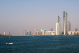 Abu Dhabi, United Arab Emirates, Middle East Photographic Print by Sergio Pitamitz