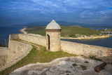 Castillo De San Pedro De La Roca Del Morro (Castillo Del Morro)Santiago De Cuba Photographic Print by Jane Sweeney