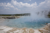 Excelsior Geyser Crater Photographic Print by Richard Maschmeyer