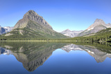 Swiftcurrent Lake Photographic Print by Richard Maschmeyer