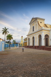 Iglesia Parroquial De La Santisima Trinidad Photographic Print by Jane Sweeney