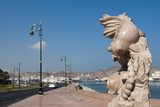 Muttrah Corniche, Muscat, Oman, Middle East Photographic Print by Sergio Pitamitz