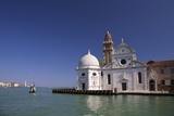 Church of San Michele in Isola in Summer Sun Photographic Print by Peter Barritt