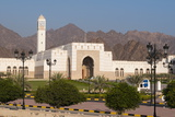Parliament Building in Al Bustan District, Muscat, Oman, Middle East Photographic Print by Sergio Pitamitz