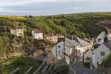 Early Morning Light, Staithes, North Yorkshire National Park, Yorkshire, England Photographic Print by James Emmerson