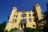 Schloss Hohenschwangau Photographic Print by Robert Harding
